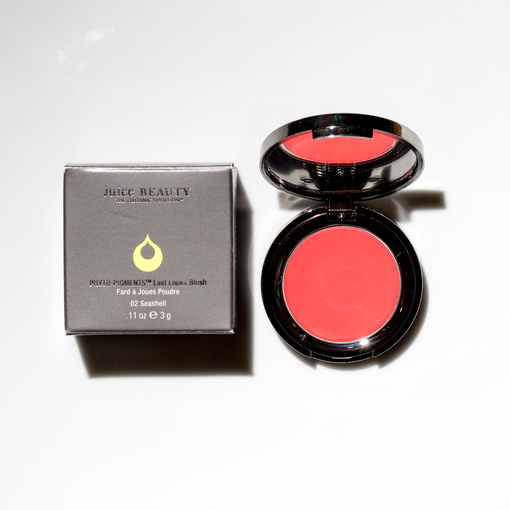 Juice Beauty Last Looks Blush in Seashell