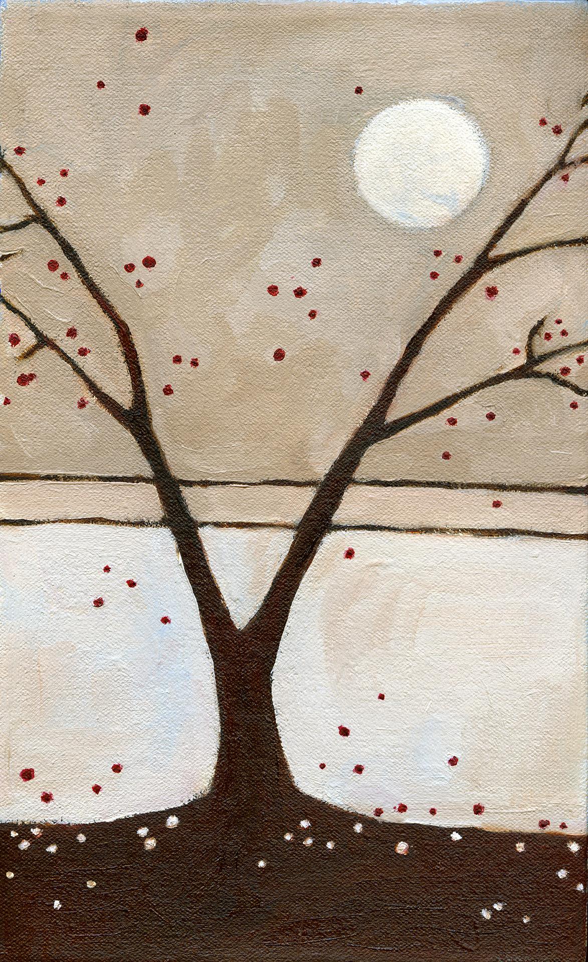 Winter Tree (Lake Calhoun)