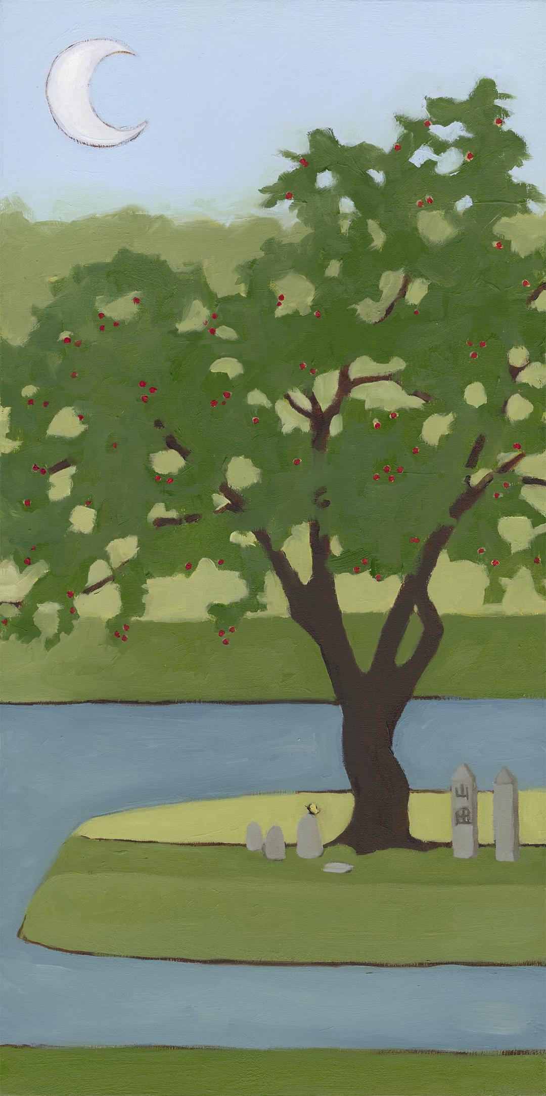 Cherry Tree, Summer