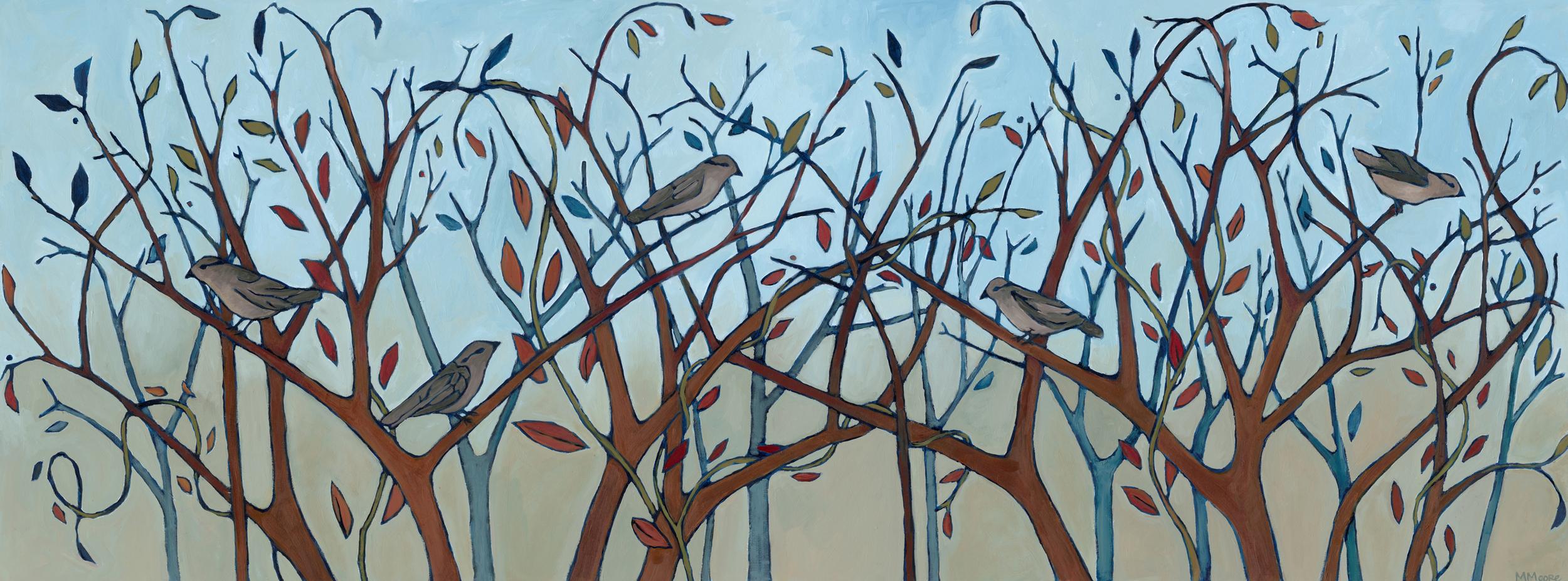 Kentucky Sparrows