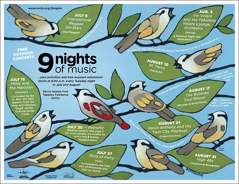 9 Nights of Music