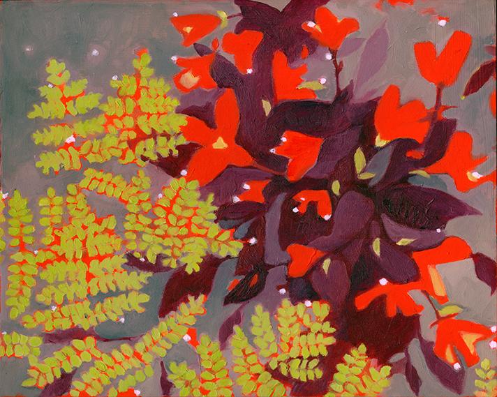 Begonias & Ferns I