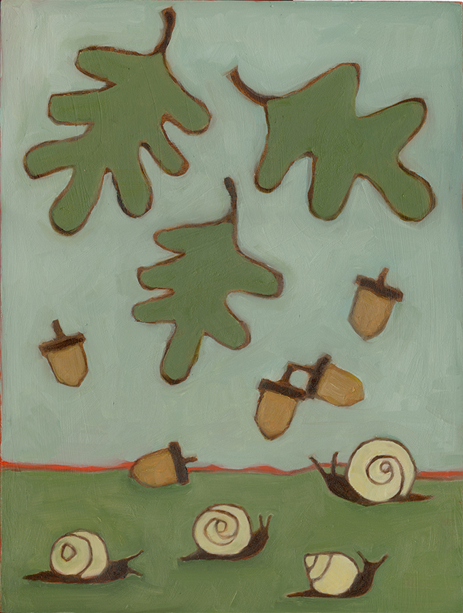 Acorns & Snails