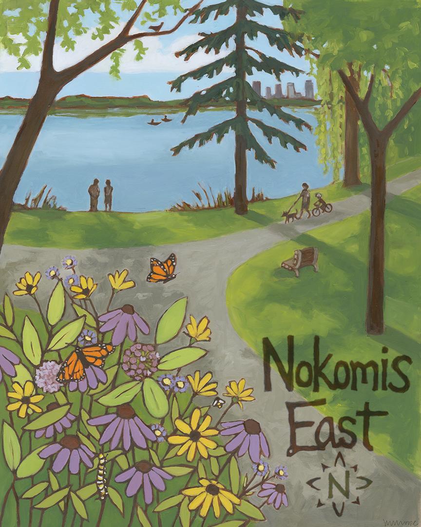 Nokomis East Neighborhood Association
