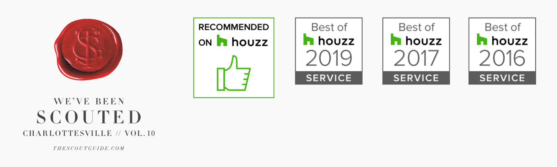 Halcyon Houzz Awards