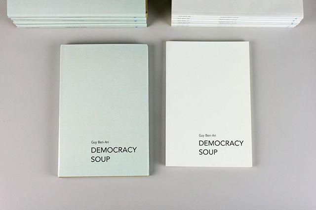 DEMOCRACY SOUP, an artist's book by Guy Ben-Ari, published by Meta Meta Meta LLC, 2016. #guybenari #democracysoup #drawing #book #artistsbook #art #contemporaryart #newyork #brooklyn #politics #media #television #inkonvellum #workonpaper #drawings