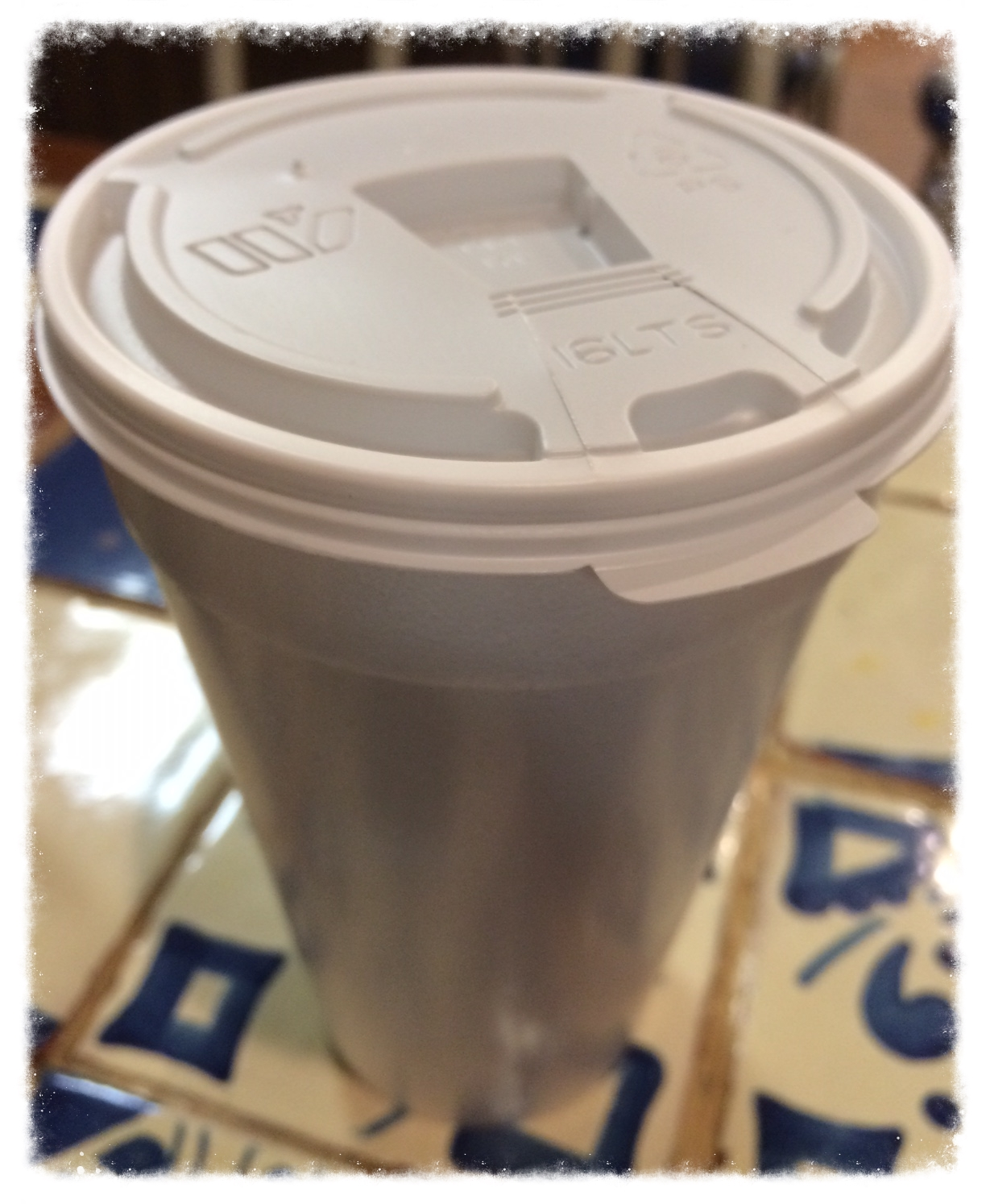 Coffee to go:Simple satisfaction