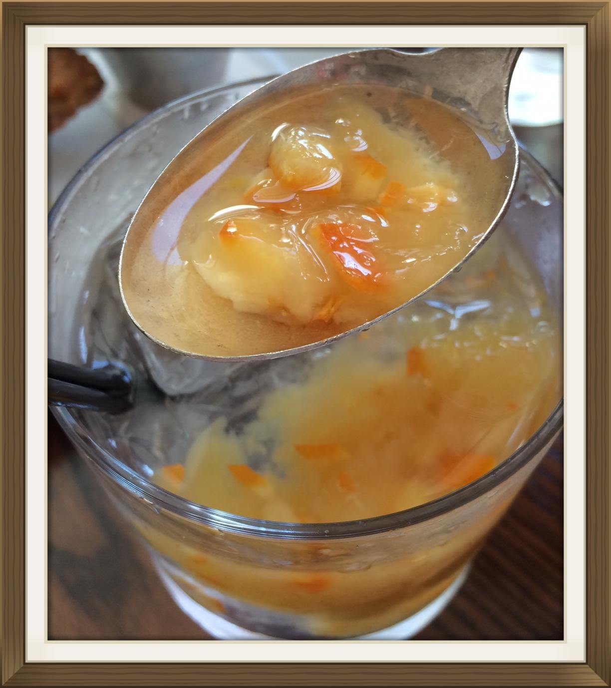Gin & Jam at Second Bar + Kitchen