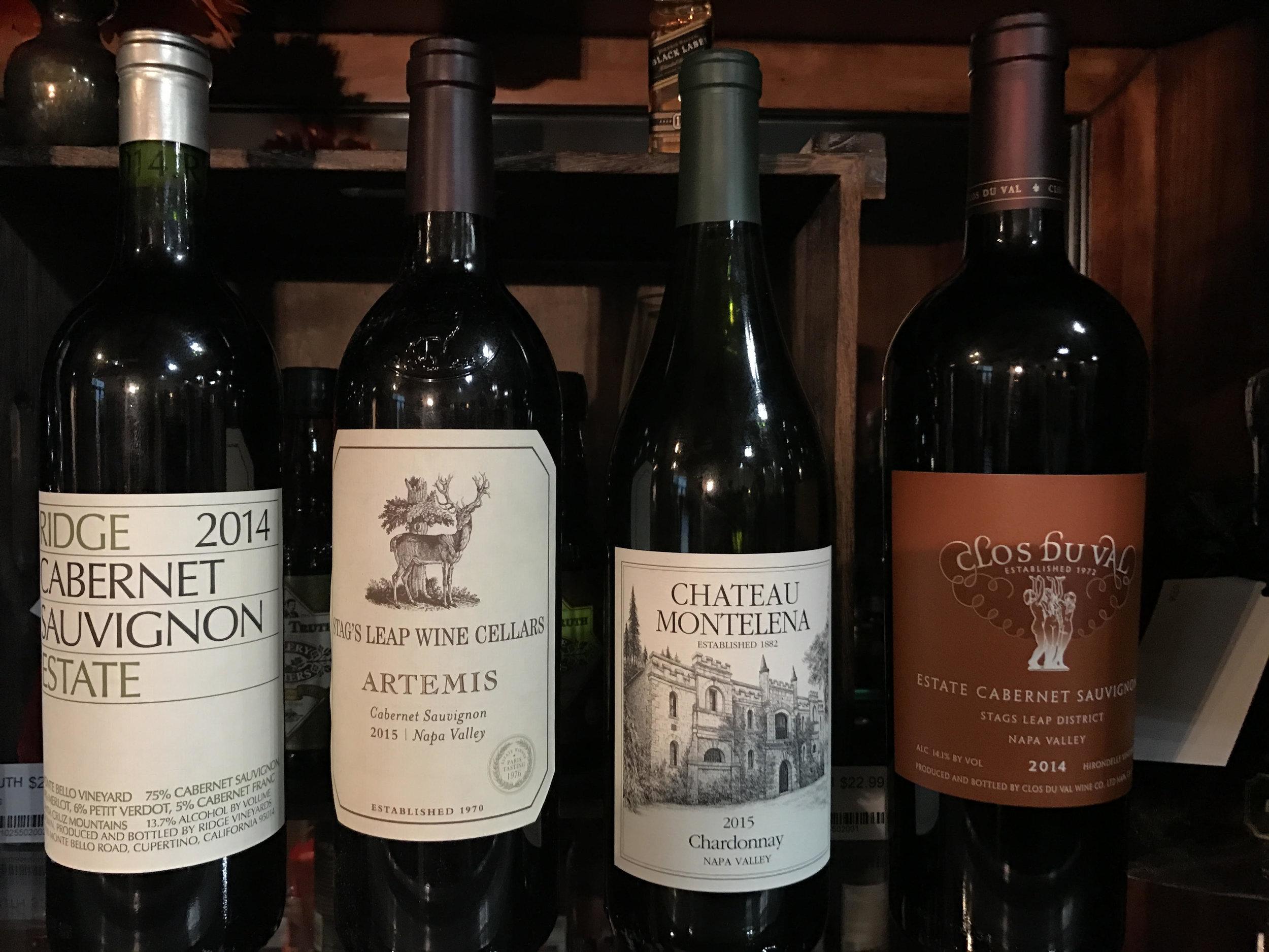 Thru The Cellar Door - Historic Wine 4-Pack