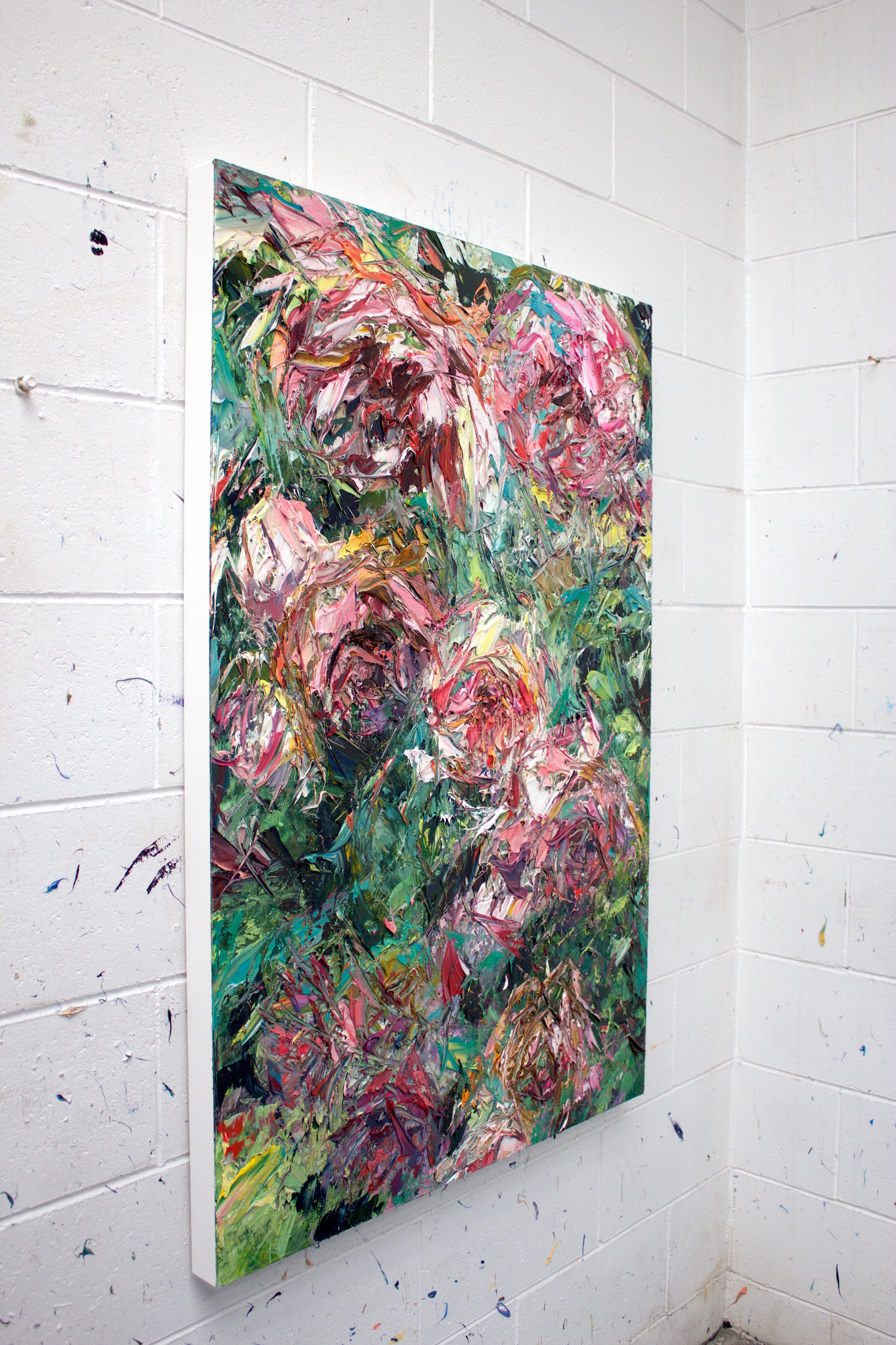 Profile: Cascading Rose