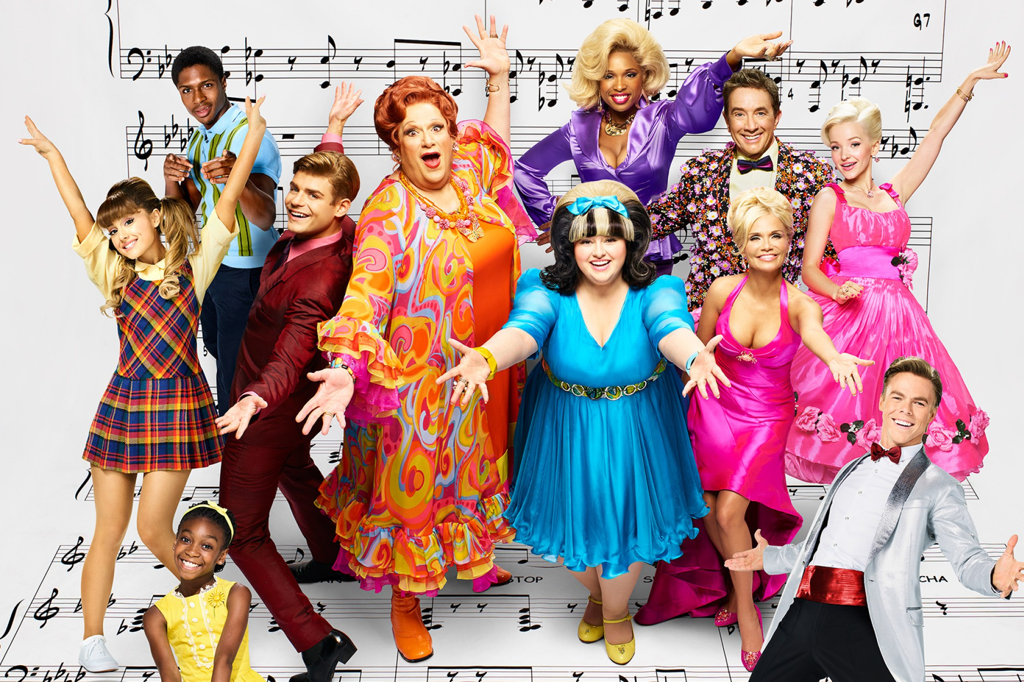 Hairspray Real Cast