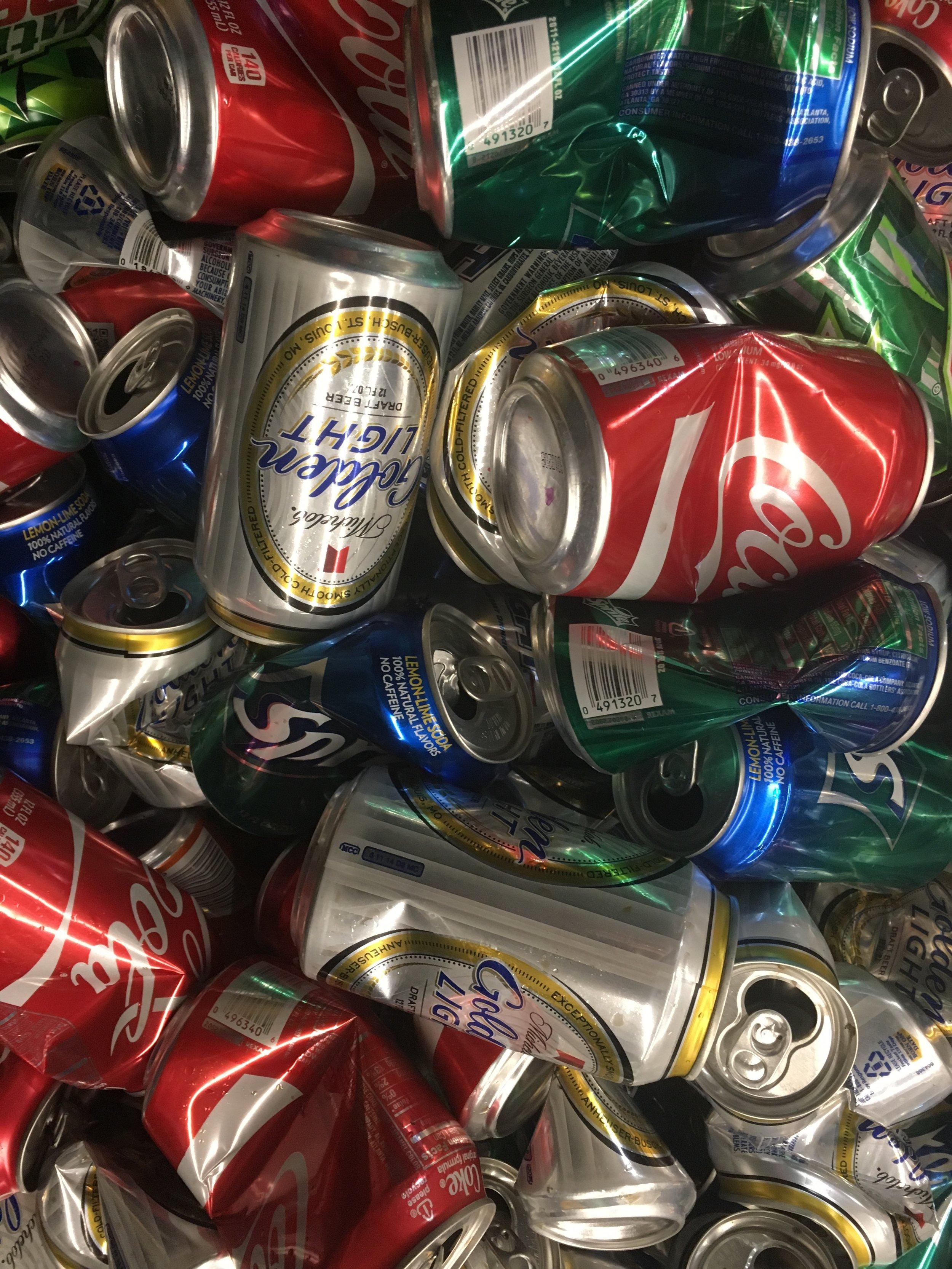 Aluminum Can's
