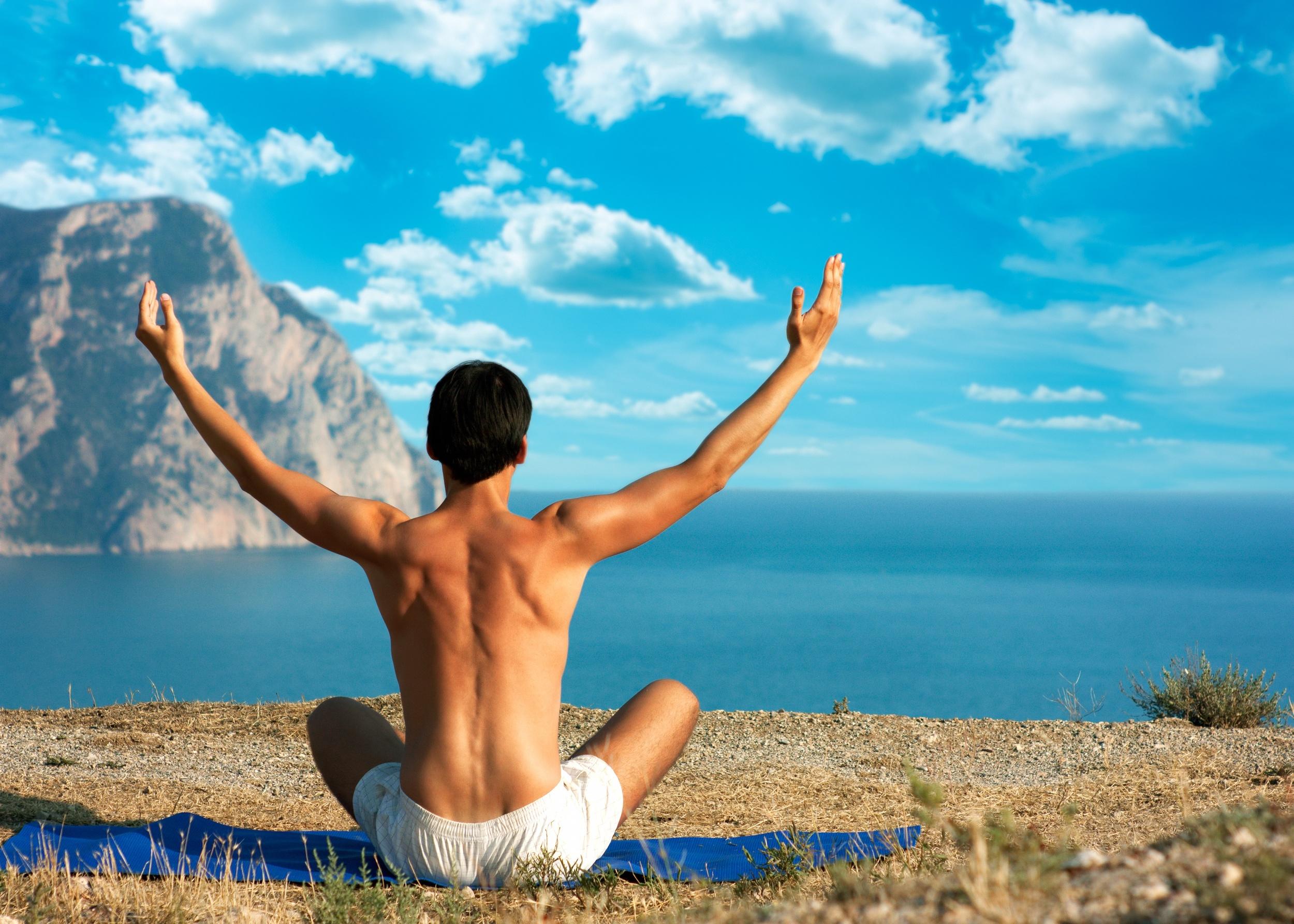 About Virtual Yoga