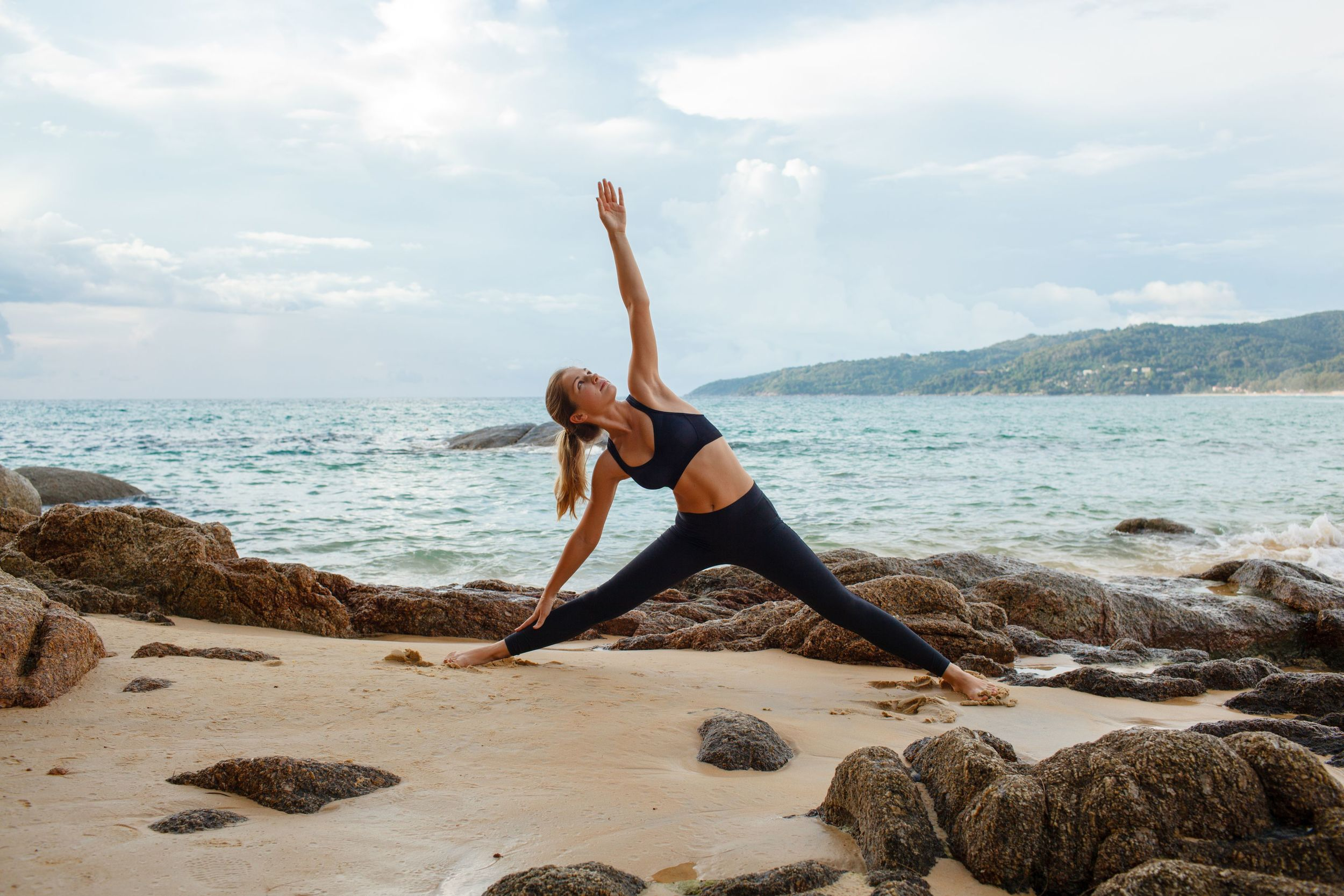 Virtual Yoga - yoga helps you to reconnect
