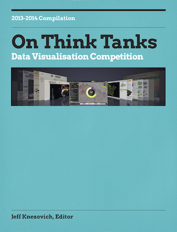 On think Tanks Data Visualisation Competition: 2013–2014