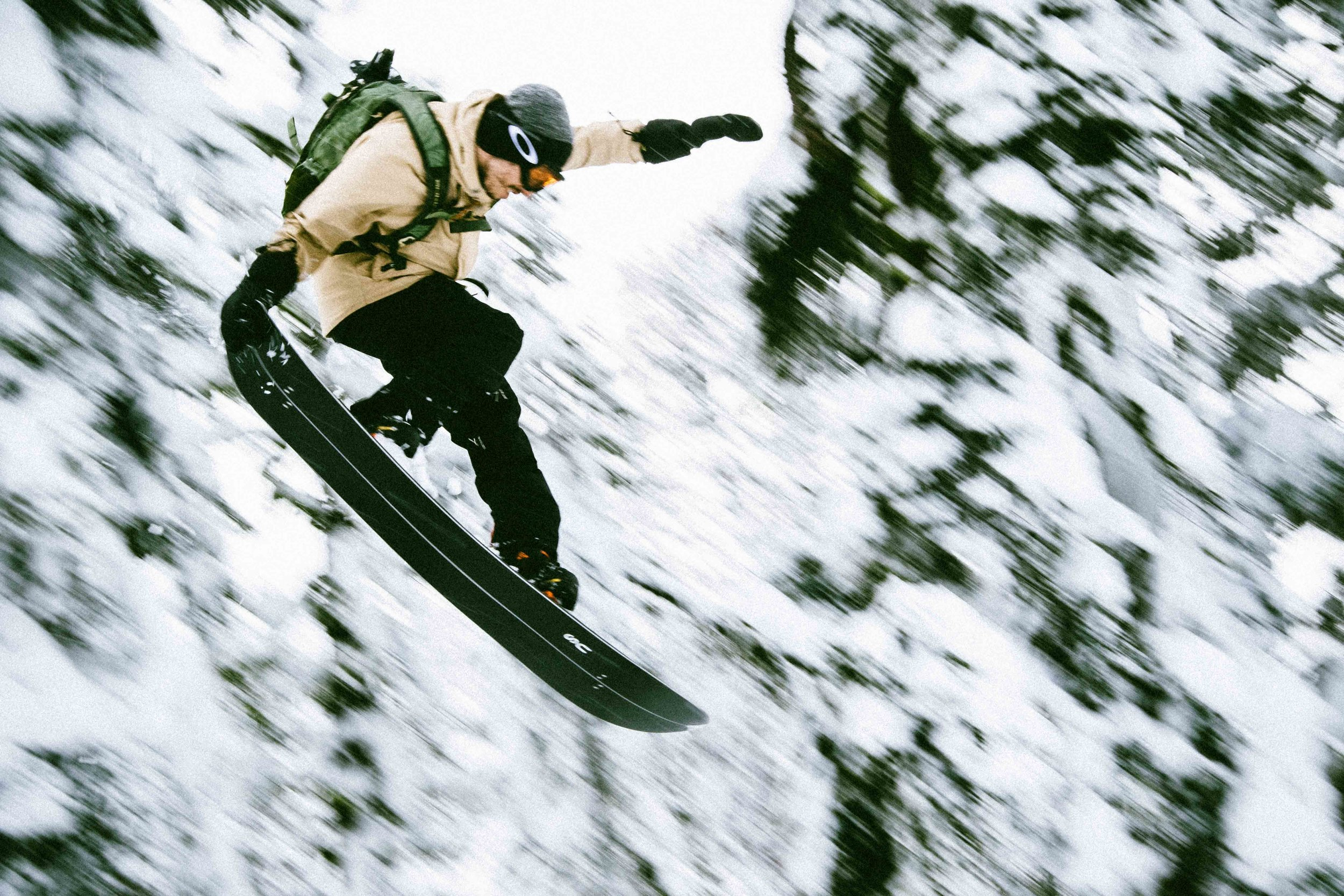 Covert Splitboard - Going places.149. 152. 158. 161