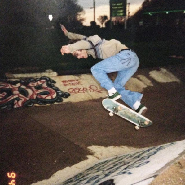 Flying in 1994… Knoxville, TN
