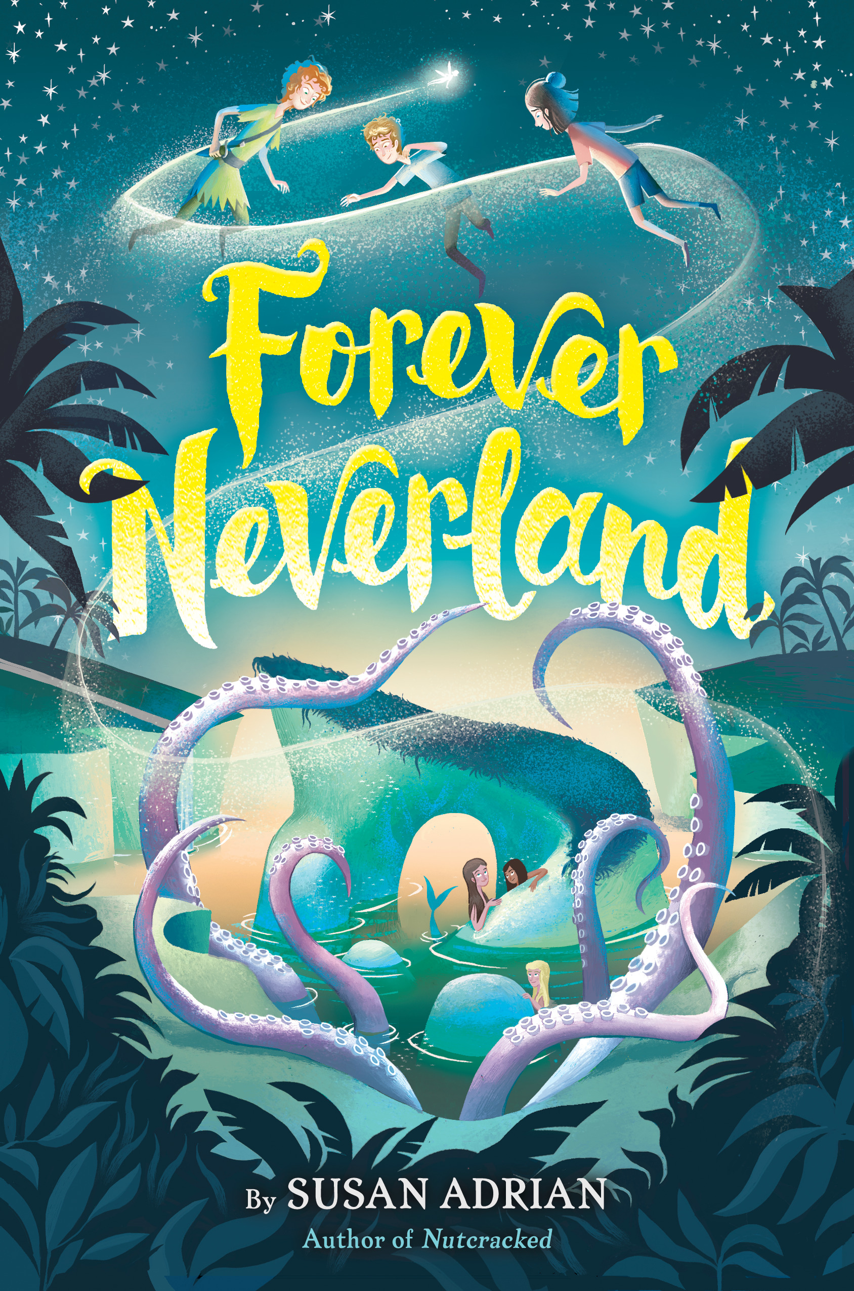 Cover of FOREVER NEVERLAND