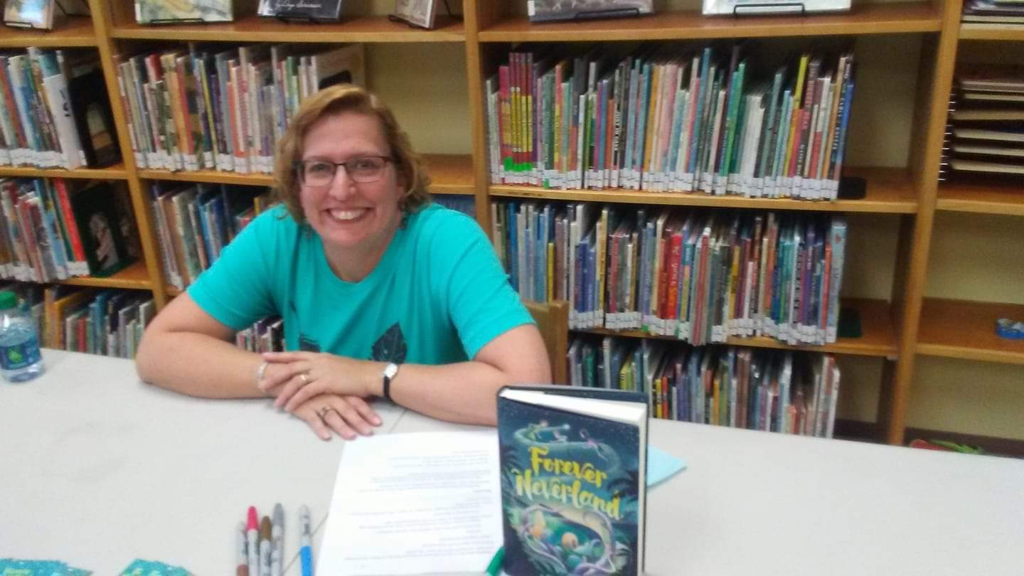 Launch party for forever neverland, butte!