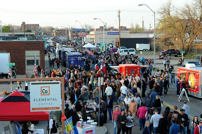 Calling all Foodies    We hope to goodness that you've heard about the monthly street festival, H&8th . If you haven't gotten the chance to attend, now is the time! This free event takes place August 28, 7-11p.m. Between the delicious food trucks, live musicand beloved local businesses, you'll thank us later.