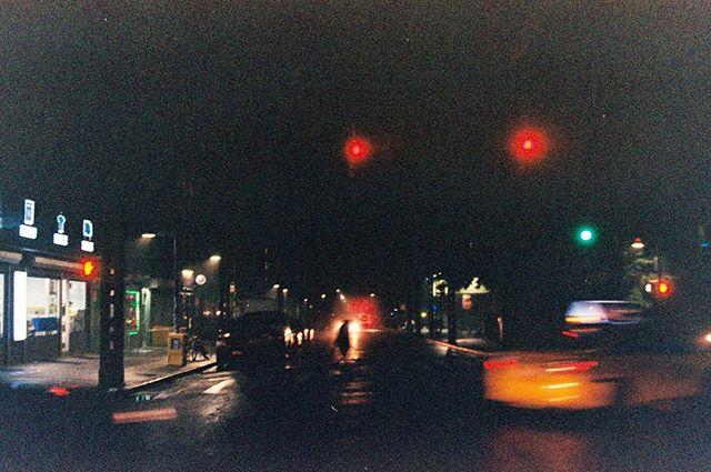 Bushwick Fog #35mm — #filmcommunity #filmphotography #brooklyn