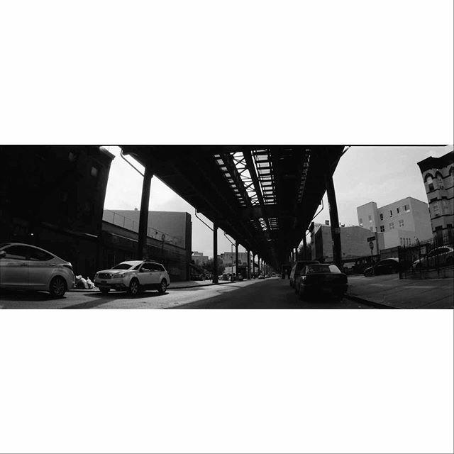 M Train /// w/ @kodyklein     #kodaktrix500 #pentax67 #35mm #filmcommunity #filmphotography #nyc #blackandwhite #streetphotography