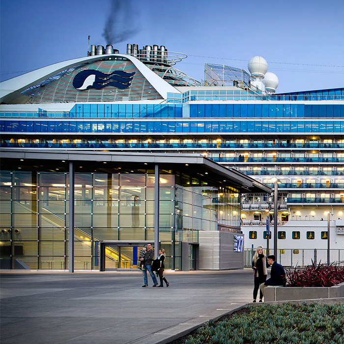 Cruise Ship Terminal at Pier 27