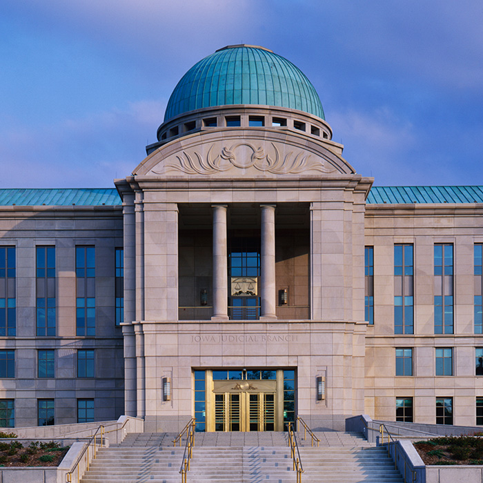 Iowa State Judicial Branch Building