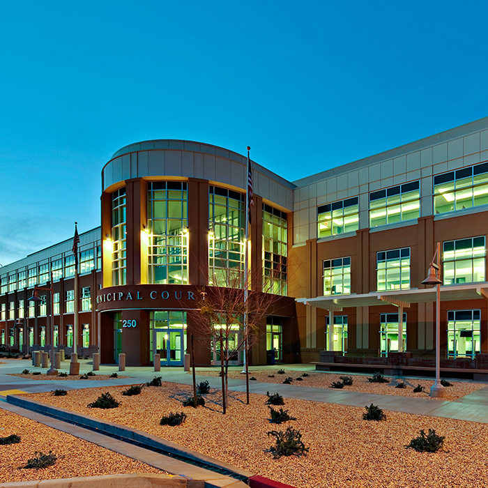 Mesa Municipal Courthouse