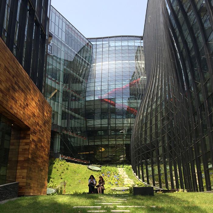 KOREA | CHA Bio Complex