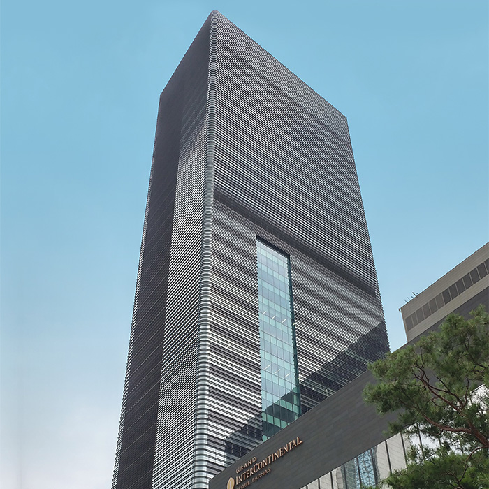 KOREA | Parnas Tower