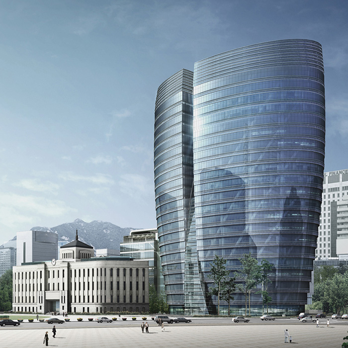 KOREA | Seoul City Hall