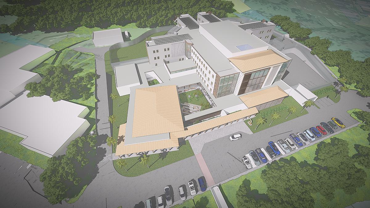 Good Samaritan Cancer Center, Puyallup, Washingon
