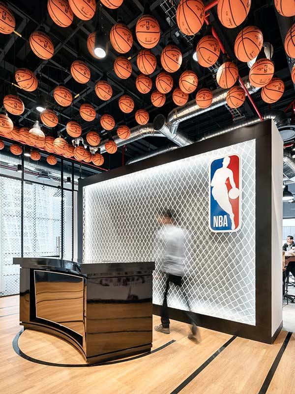 NBA Mexico City Headquarters