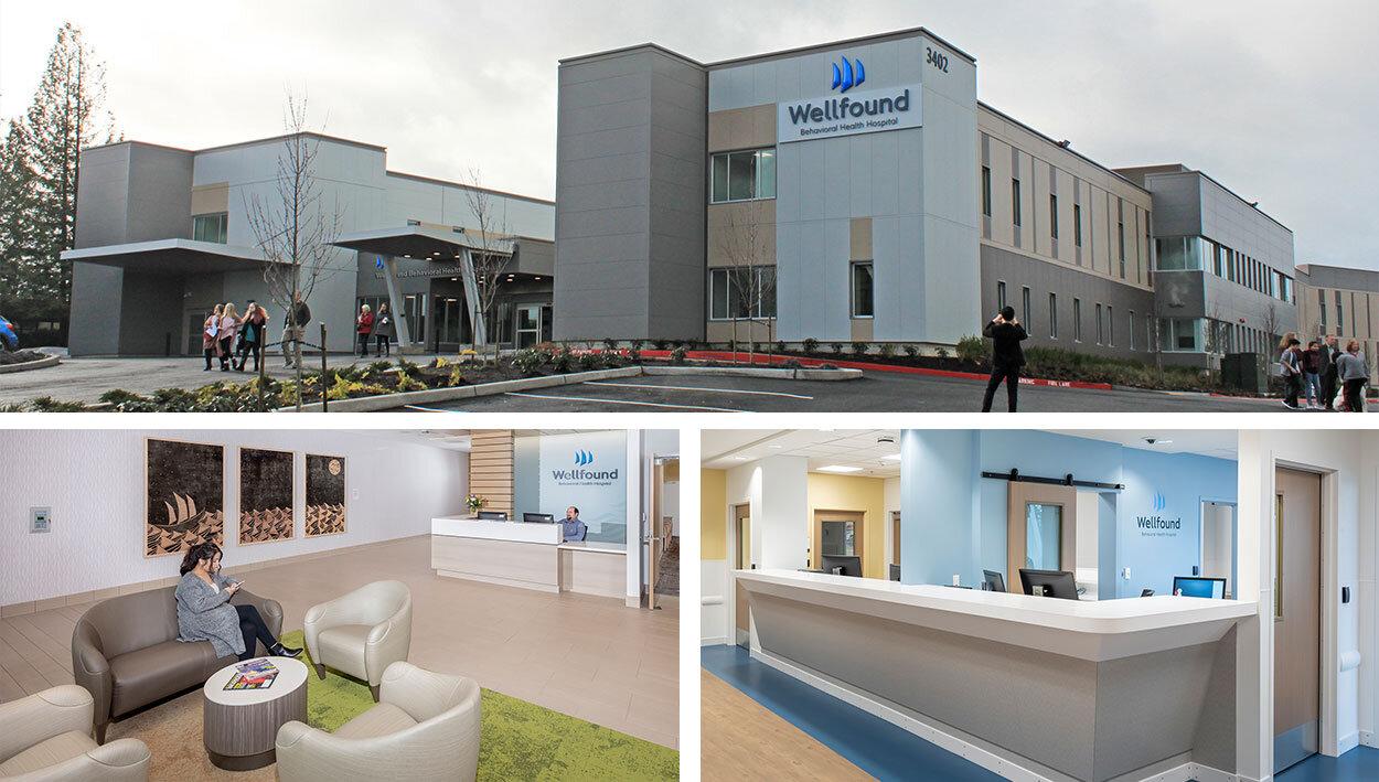 Wellfound 120-Bed Behavioral Health Hospital | Tacoma, WA 2019