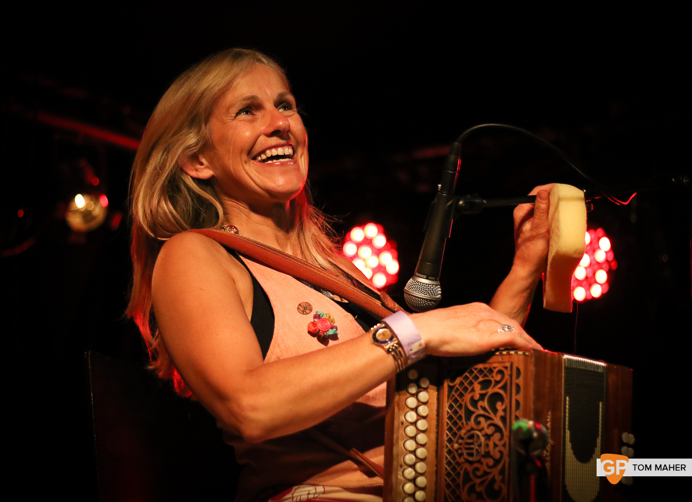Sharon Shannon at Whelans by Tom Maher (12th July 2019) (13).jpg