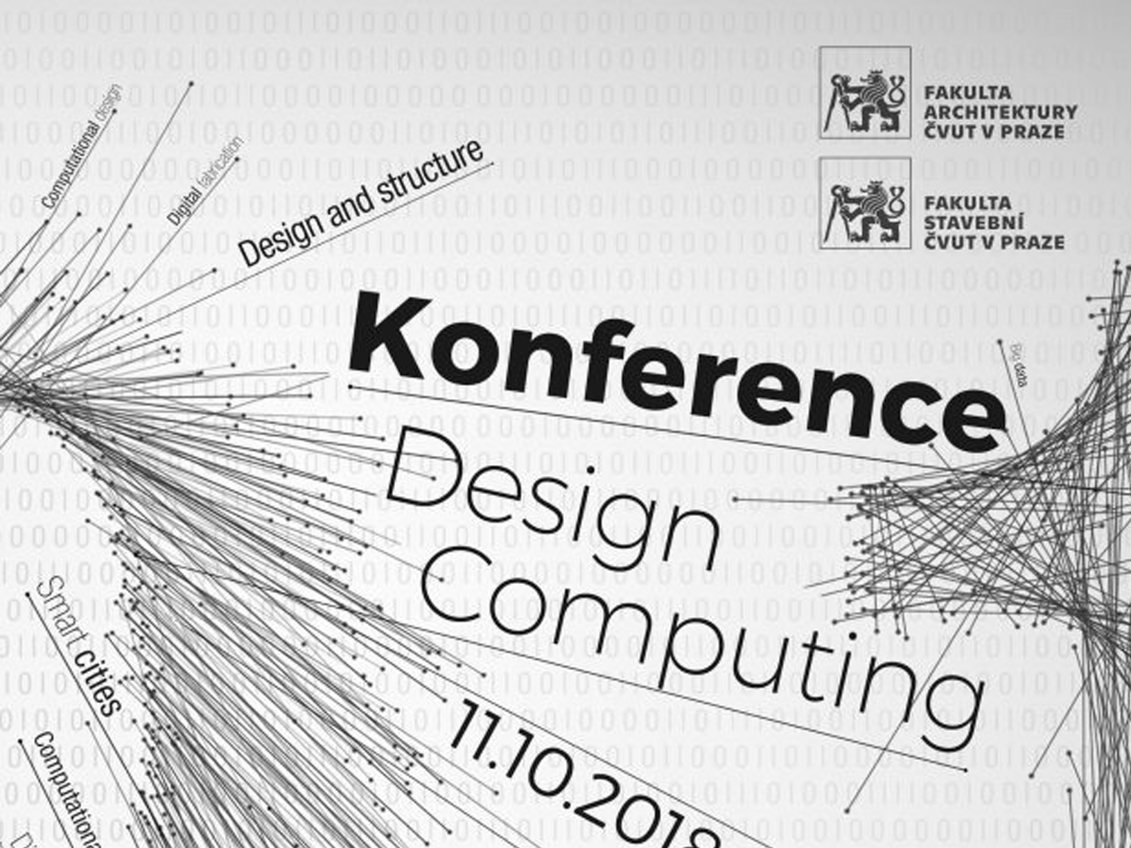 We are delighted to have been invited to contribute to the exhibition and conference on Design Computing by Professor Henri Achten, exhibiting our Sense IV project in the Czech capital.