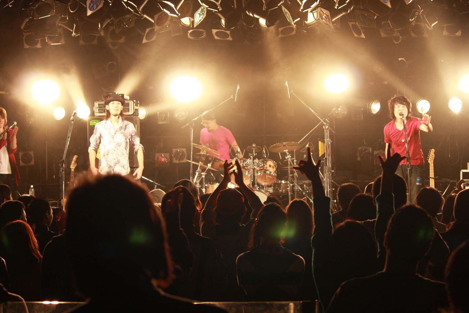SAFETY SHOES 2010.2.1 SHIBUYA CLUB QUATTRO