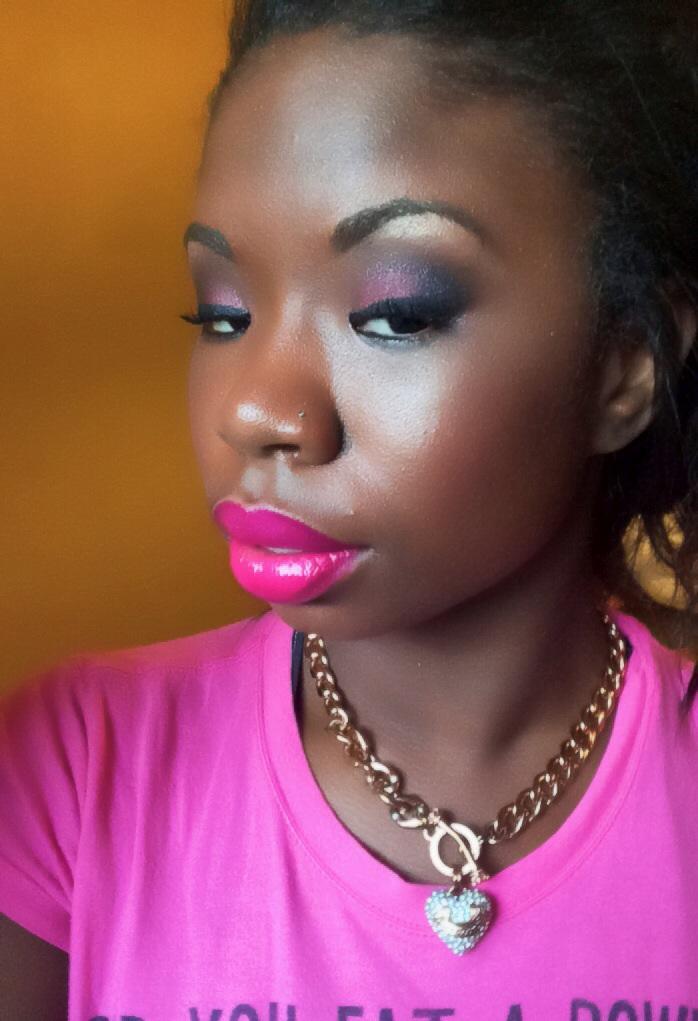 My post Heirloom Event Makeup!