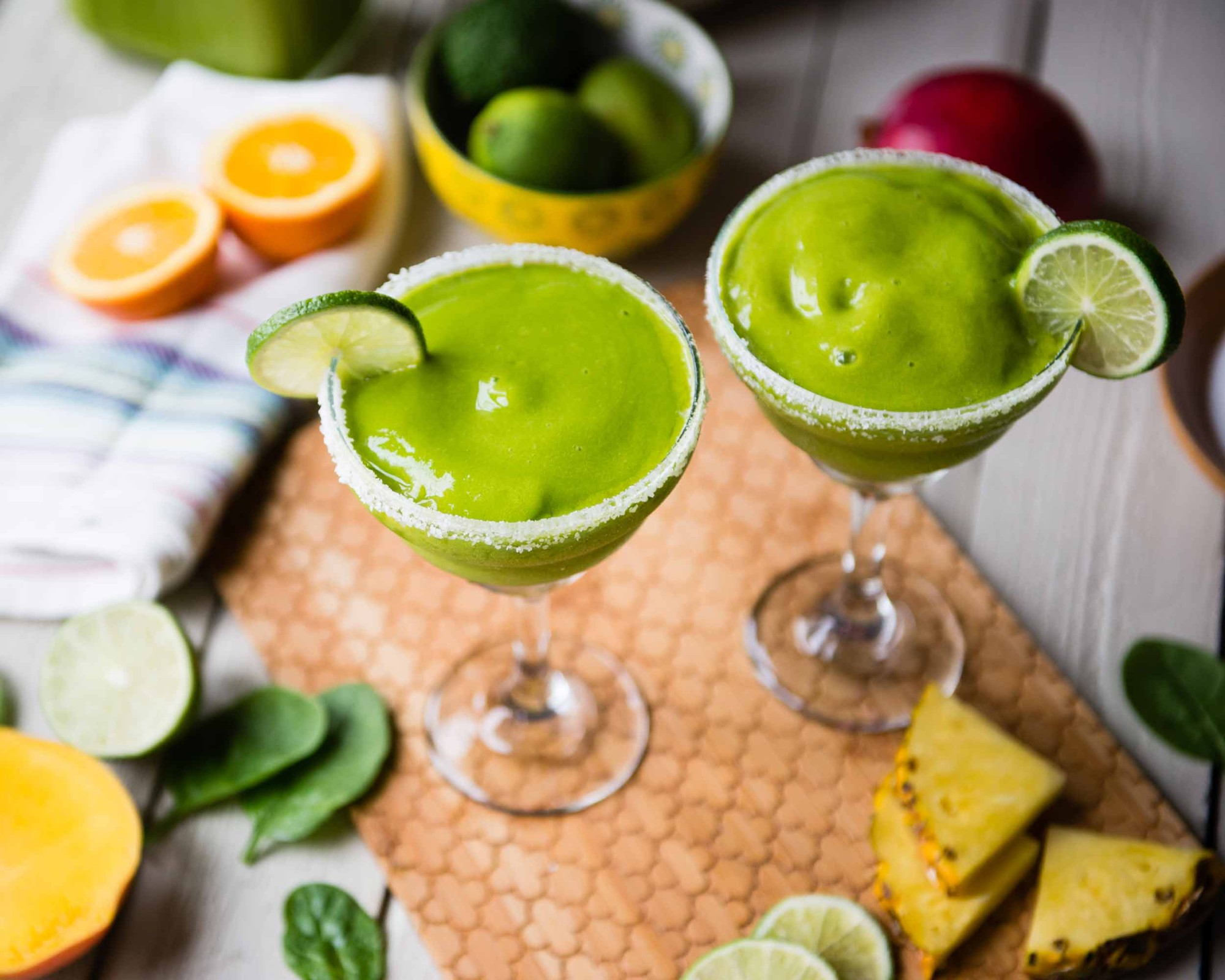 Healthy Margarita-Smoothie Recipe