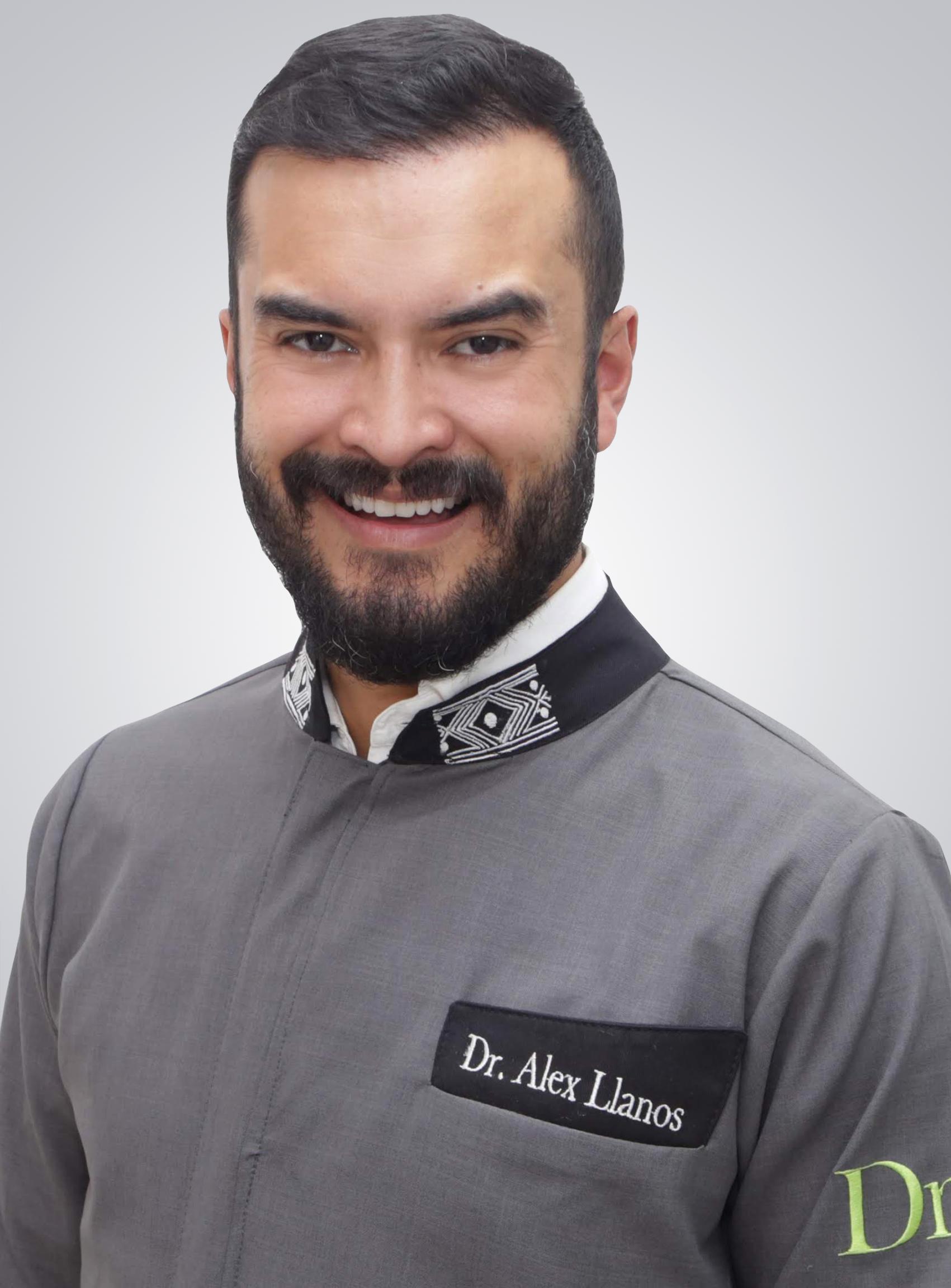 Dr. Alex Llanos