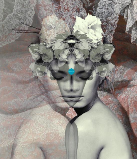 image via Pinterest from WHITE MAGIC Shadowflower
