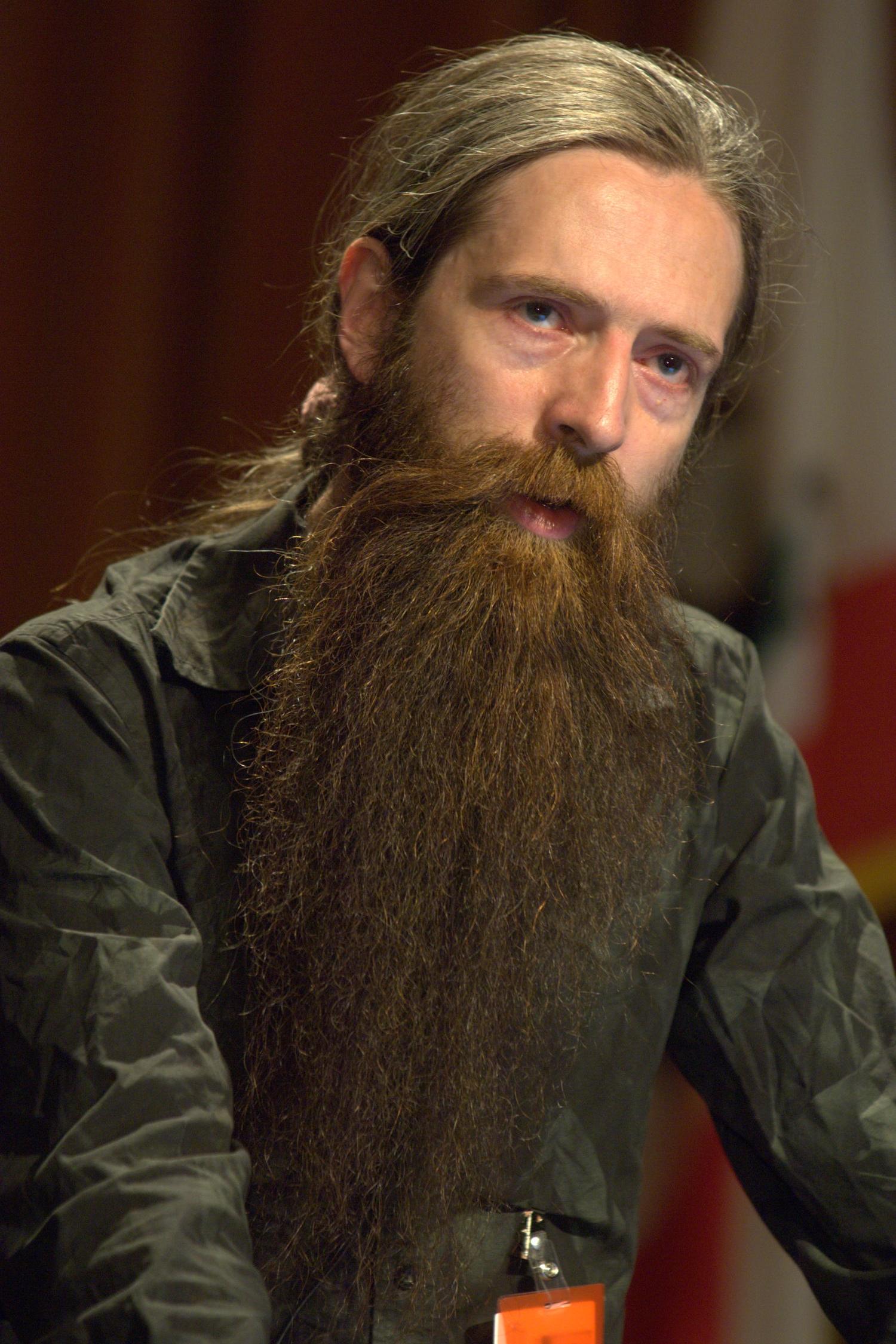 """""""What is Aging"""" Aubrey De Grey"""