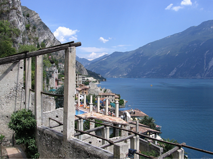 Some residents of Limone sul Garda possess a rare variant of apolipoprotein called ApoA-1 Milano which protects against atherosclerosis