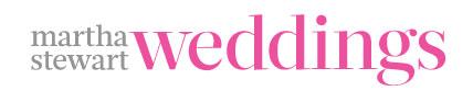 Legends Romona Keveza real wedding featured on Martha Stewart Weddings