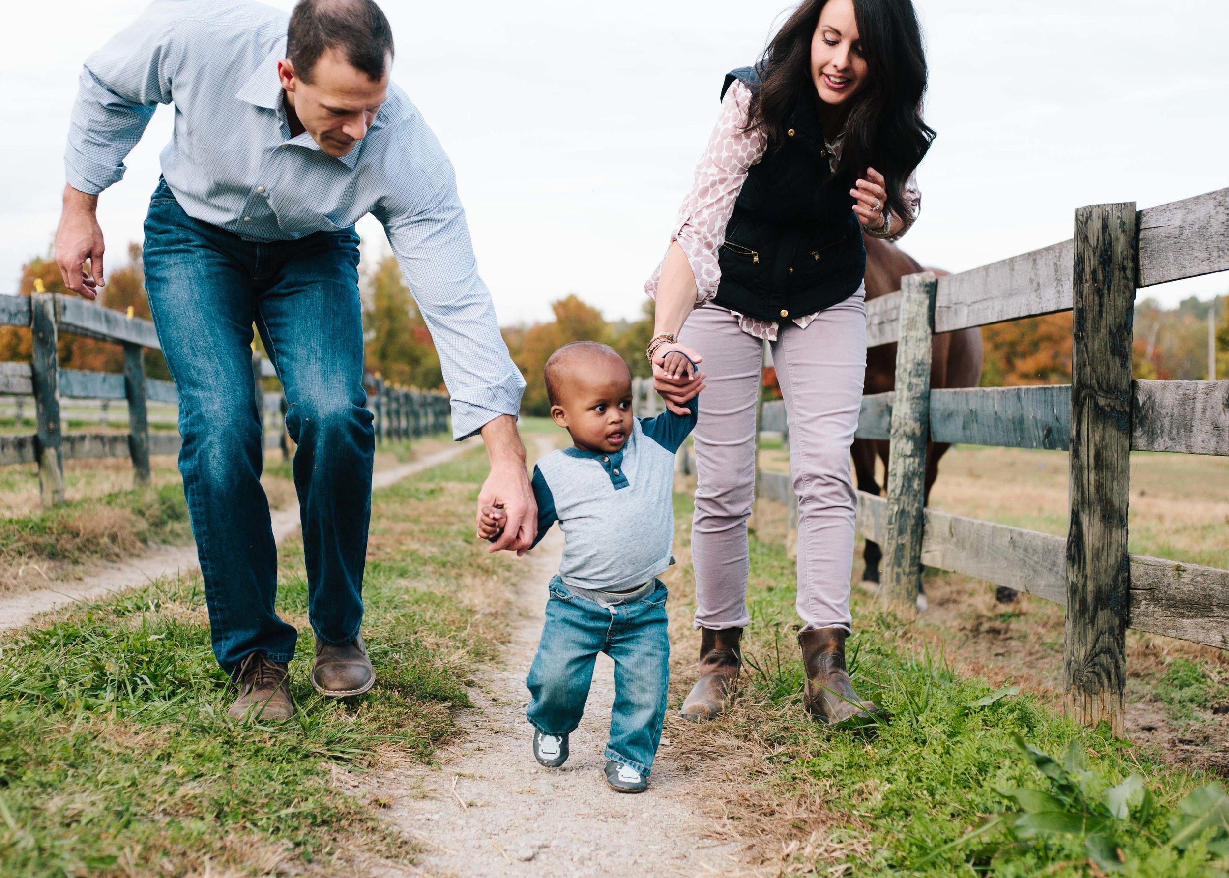 The Bankston Family / Lifestyle / Louisville, Kentucky