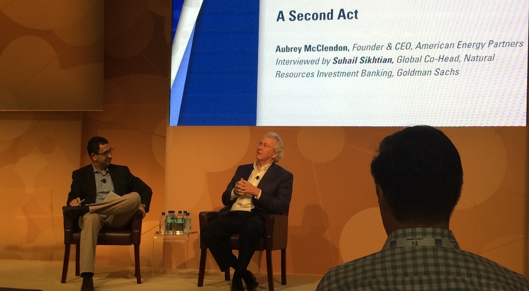 Thoughts of Aubrey McClendon