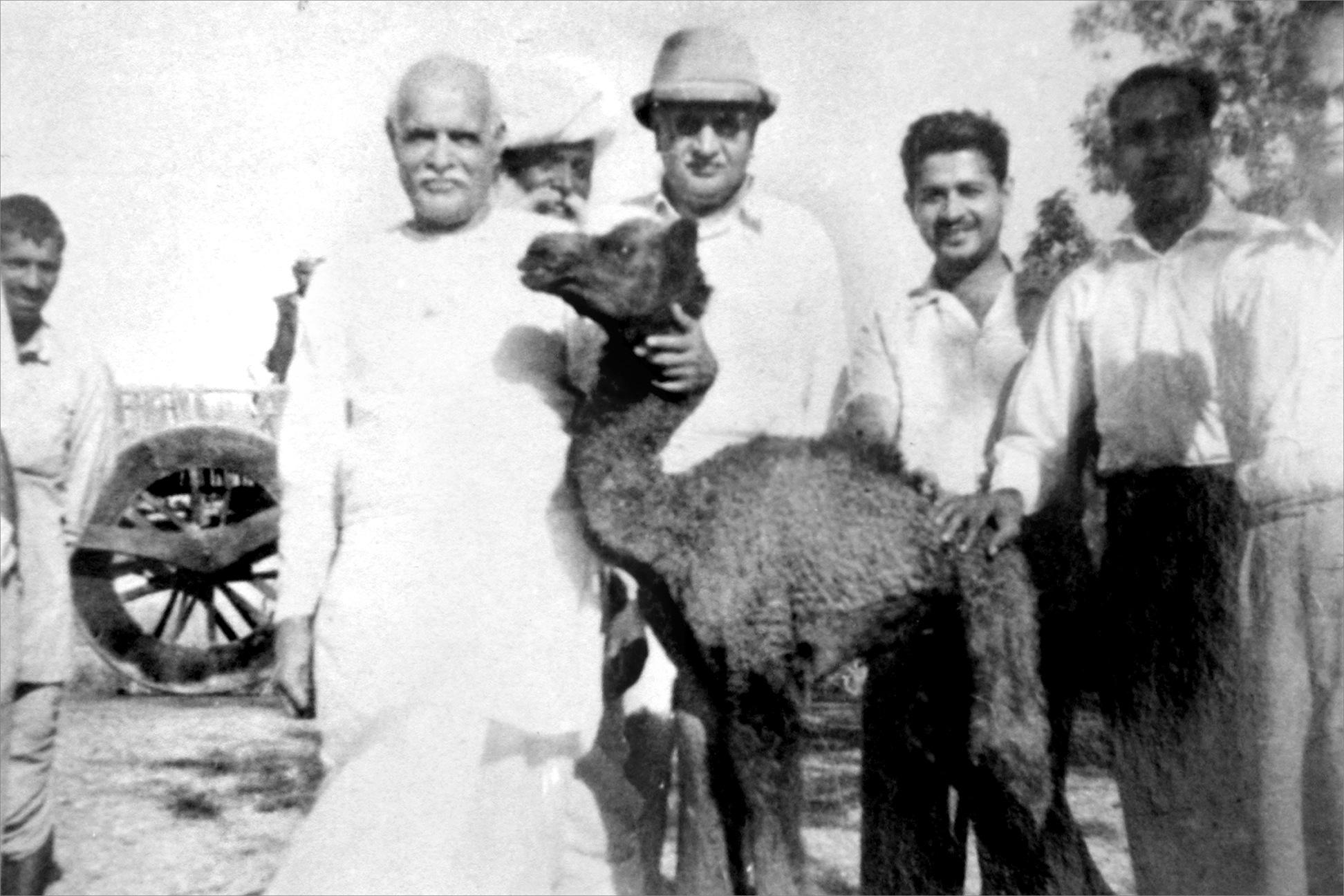 Photo Credit: karachi or hyderabad, c1945