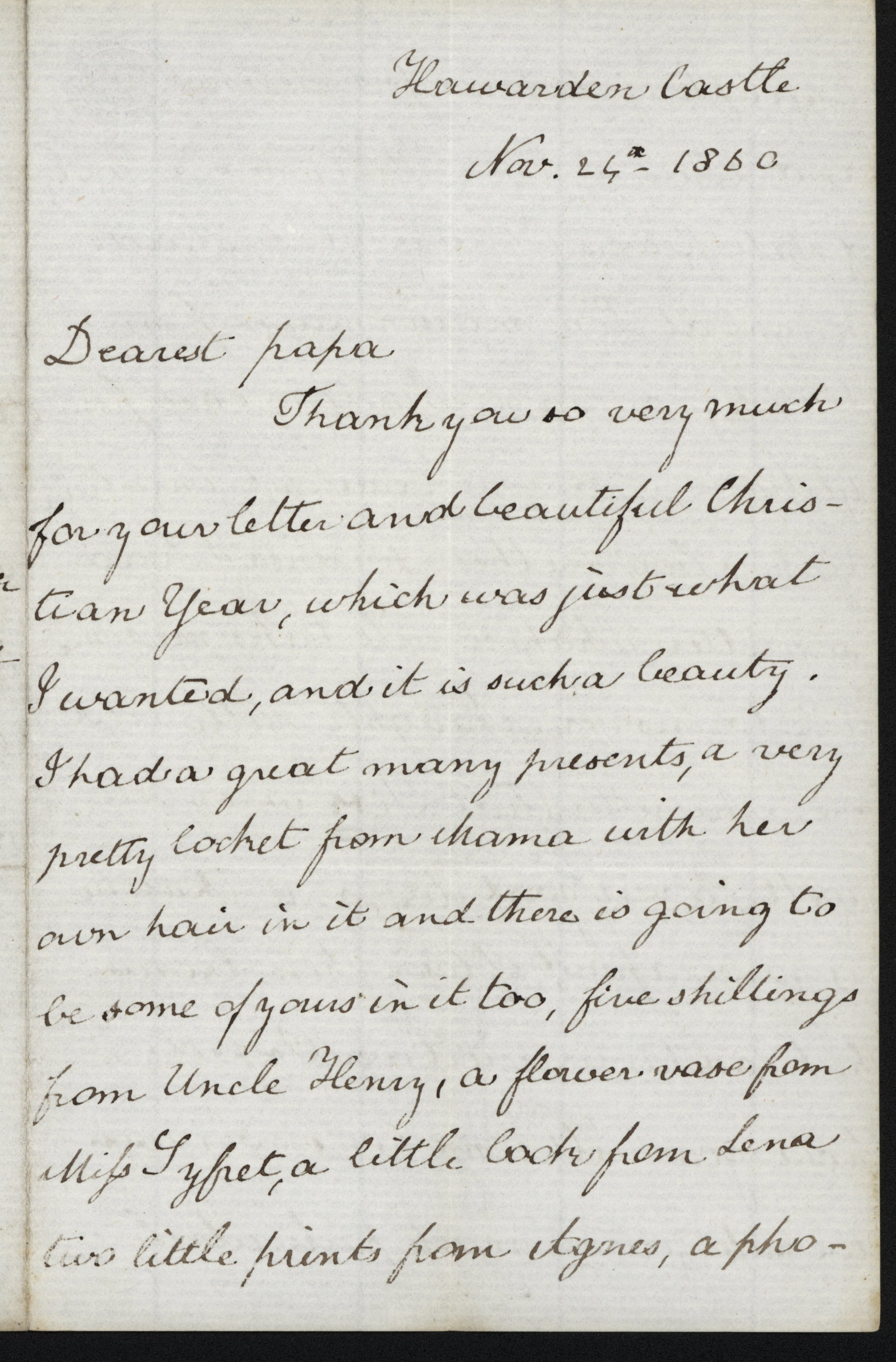 The transcription of the letter appears in full at the end of the post.