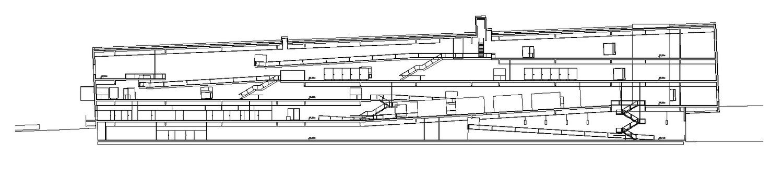 sección lonxitudinal 1